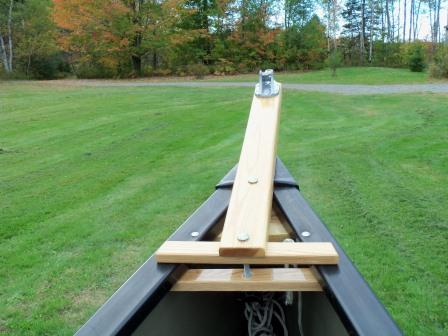 Anchor Arm for Scott Canoe